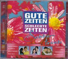 GZSZ / Gute Zeiten Schlechte Zeiten - Sommertraum   *2-CD*    NEU+VERSCHWEISST!