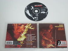 RORY GALLAGHER/LIVE IN EUROPE(BMG CAPO 103) CD ALBUM