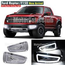 LED Daytime Running Light For Ford Raptor F150 DRL 2009 2011 2012 2013 2014 2015