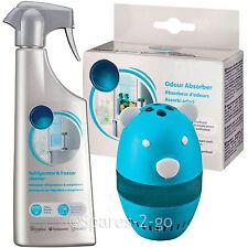 Nevera-Congelador deodourant Ambientador Limpiador Spray refrigerador pack de limpieza