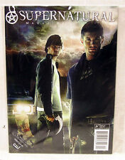 2012 SUPERNATURAL Magazine #33-Season Finale/Misha-100 pg Special-Variant Cover!