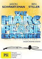 The Marc Pease Experience Ben Stiller, Jason Schwartzman New DVD Region 4 Sealed