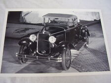 1931 CHEVROLET  ROADSTER 12 X 18 LARGE PICTURE / PHOTO