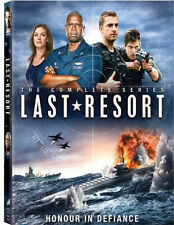 Last Resort . The Complete Series . Season 1 One . Staffel . 3 DVD . NEU