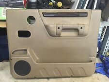 LAND ROVER DISCOVERY II RIGHT FRONT DOOR PANEL bahama beige