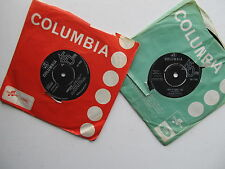 2*  45 RPM Frank Ifield Confessin' & Say It Isn't So  Columbia records 63,64 1st