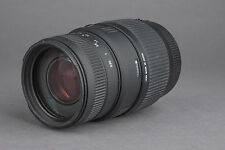 Sigma DG 70-300mm f/4.0-5.6 DG Macro Lens For Canon