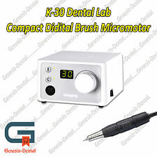 K-30 CUBE MICROMOTOR + HANDPIECE 30,000 RPM. EXCELLENT QUALITY