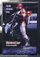 "Robocop Movie Poster 2"" X 3"" Fridge / Locker Magnet."