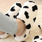 New Women Men Anti-slip Slippers Soft Winter Warm Cotton House Indoor Flat Shoes