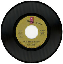 "O'JAYS  ""ONE IN A MILLION (GIRL) c/w SING A HAPPY SONG""   DEMO   70's    LISTEN!"