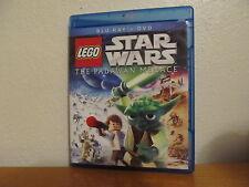 LEGO Star Wars: The Padawan Menace (Blu-ray Disc)