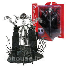"8.5"" JACK SKELLINGTON figure NIGHTMARE BEFORE CHRISTMAS xmas DIAMOND SELECT TOYS"