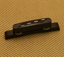 "BB-3200-0R1 Rosewood Bridge & Base Assembly for Hofner® Violin Bass 4"" x 1/2"""