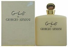 GIO DE GIORGIO ARMANI 200ML PERFUMED BODY LOTION RARITÄT NEU