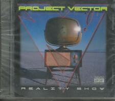 PROJECT VECTOR - Reality Show (2005) CD