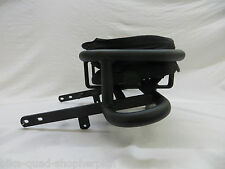 Suzuki LTZ400 to 08 Artrax Luggage rack with Pocket / Grab Bar / Sixpack Carrier