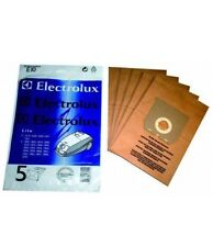 Genuine Electrolux Vacuum Paper Bag and Filter Pack (E42N) Pack Of 5