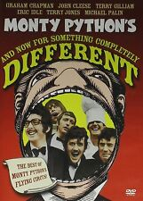 And Now for Something Completely Different (DVD 1999) VERY RARE 1971 COMEDY NEW