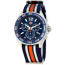 Tag Heuer Formula 1 Blue Chronograph Mens Watch CAZ1014.FC8196