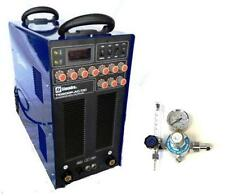 SIMADRE TIG200P TIG AC/DC PULSE INVERTER WELDER WELD ALUMINUM & ARGON REGULATOR