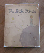 THE LITTLE PRINCE - Antoine de Saint-Exupery  - 1943 REYNAL 1st/3rd printing -VG