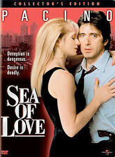 Sea of Love (DVD, 2003, Collector's Edition) OOP  Al Pacino  Ellen Barkin