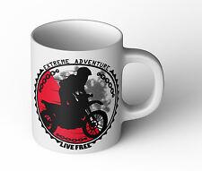 Motocross Ritzel Tasse Fun Cup neu Becher Xtreme Cross Motorrad Enduro