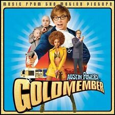 Austin Powers in Goldmember [Original Soundtrack] by Original Soundtrack CD