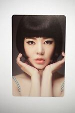 SNSD Girls' Generation 5th Album Lion Heart Sunny Official Photo Sticker Card SM