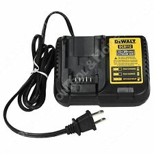 Dewalt DCB112 12-20V Max Li-Ion Battery Charger New for DCB203 DCB204 DCB205