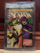 UNCANNY X-MEN #142 CGC 9.8 NM/MT WP FUTURE PAST (ID 6700)