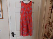 Boden size 12 long dress