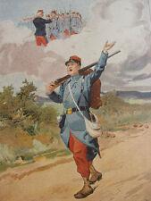 1860 ENFANTINA / CHANSON DES JOUJOUX Le dernier joujou + partition & chanson