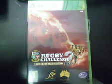 360 Game - Rugby Challenge 2 - The Lions Tour Ed - Boxed in Great working order