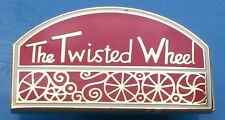 NORTHERN SOUL BADGE - THE TWISTED WHEEL CLUB FRONT SIGN