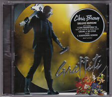 Chris Brown - Graffiti Deluxe Edition - CD (2009 Jive)