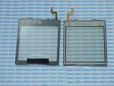 Touch screen touchscreen per Samsung SGH i780 nero black digitizer vetro vetrino