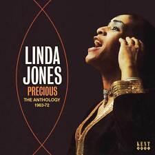Linda Jones - Precious - The Anthology 1963-72 (CDTOP 458)