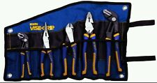 IRWIN Tools VISE-GRIP Pliers Set, 5-Piece GrooveLock LIFETIME GUARANTEE!