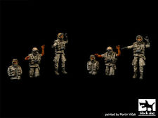 Black Dog 1:72 US Modern Tank Crew  #T72051