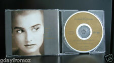 Sinead O'Connor - Don't Cry For Me Argentina 3 Track CD Single