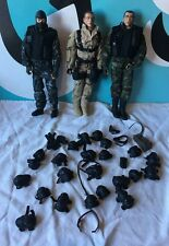21st Century Special Forces Army 12 Inch With Accessories SWAT Ultimate Soldier