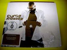 CURSE - FREIHEIT   LTD EDITION + DVD   CLUESO SILBERMOND NNEKA XAVIER NAIDOO &&