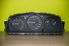 RARE HONDA CIVIC VTI EG6 EG9 SIR 92 95 CLUSTER SPEEDOMETER GAUGE JDM EDM 9k RPM