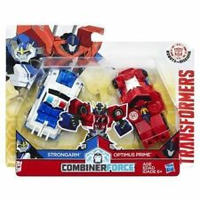 2017 TRANSFORMERS ROBOTS IN DISGUISE COMBINER FORCE PRIMESTRONG OPTIMIS PRIME