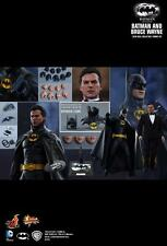 "SIDESHOW HOT TOYS BATMAN RETURNS Bruce Wayne Keaton 12"" MMS294 1/6th DC Comics"