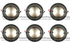 6pcs Diaphragm for Tweeter Driver Beyma CP800-TI /CP850-ND -8 Ohm