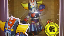 GO NAGAI - UFO ROBOT GOLDRAKE CHIBI - 25CM - LIMITED SPECIAL WEAPON - NUOVO!!!