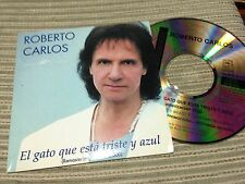ROBERTO CARLOS - GATO QUE ESTA TRISTE CD SINGLE SPAIN REMASTERED 2000 1 TRACK